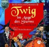 Twig im Auge des Sturms. 4 CDs: Die Klippenland-Chroniken III: BD 3 - Chris Riddell;Paul Stewart