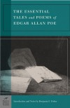 Essential Tales and Poems - Edgar Allan Poe, Benjamin F. Fisher