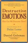 Destructive Emotions: A Scientific Dialogue with the Dalai Lama - Daniel Goleman