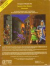 Secret of the Slavers Stockade (Advanced Dungeons & Dragons module A2) - Harold Johnson