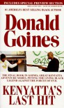 Kenyatta's Last Hit - Donald Goines