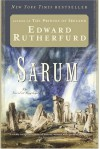 Sarum: The Novel of England - Edward Rutherfurd