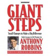 Giant Steps: Small Changes to Make a Big Difference - Anthony Robbins