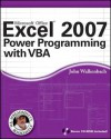 Excel 2007 Power Programming with VBA - John Walkenbach