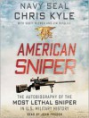American Sniper: The Autobiography of the Most Lethal Sniper in U.S. Military History (Audio) - Scott McEwen, Chris Kyle, Jim DeFelice, John Pruden