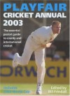 Playfair Cricket Annual - Bill Frindall