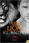 Pride of the Lion - N.J. Walters