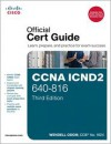 CCNA ICND2 640-816 Official Cert Guide - Wendell Odom