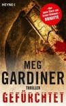 Gefürchtet (Evan Delaney #3) - Meg Gardiner, Imke Walsh-Araya, Tamara Rapp