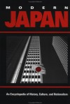 Modern Japan: An Encyclopedia of History, Culture, and Nationalism (Garland Reference Library of the Humanities) -