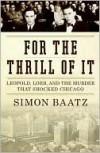 For the Thrill of It - Simon Baatz