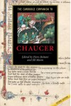 The Cambridge Companion to Chaucer (Cambridge Companions to Literature) -