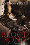 Raven's Shadow Book One: Blood Song (Raven's Shadow) - Anthony Ryan