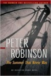 The Summer That Never Was (Inspector Banks, #13) - Peter Robinson