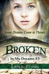 Broken (In My Dreams Book 3) - Erin R Flynn