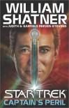 The Captain's Peril (Star Trek) - Judith & Garfield Reeves-Stevens;William Shatner