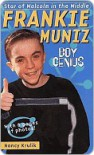Frankie Muniz Boy Genius - Nancy Krulik