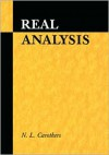 Real Analysis - N. L. Carothers
