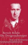 Die Dreigroschenoper - Bertolt Brecht, Joachim Lucchesi