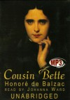 Cousin Bette - Johanna Ward, Honoré de Balzac