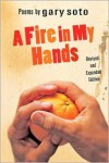 A Fire in My Hands - Gary Soto