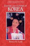Culture and Customs of Korea - Donald N. Clark