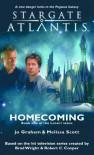 Stargate Atlantis: Homecoming (SGA, #16) - Jo Graham, Melissa Scott