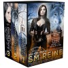 The Ascension Series, Books 1-3: Sacrificed in Shadow, Oaths of Blood, and Ruled by Steel - SM Reine