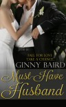 Must-Have Husband - Ginny Baird