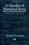 A Handlist of Rhetorical Terms - Richard A. Lanham