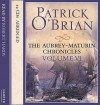 The Aubrey-Maturin Chronicles - Volume Six, The Wine-Dark Sea/ The Commodore / The Yellow Admiral - Patrick O'Brian, Robert Hardy