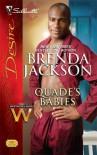 Quade's Babies  (Steele Series, #6) (Silhouette Desire) - Brenda Jackson