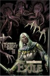 Forgotten Realms: The Dark Elf Trilogy Book II Exile (The Legend of Drizzt) - R.A. Salvatore, Andrew Dabb, Tim Seeley