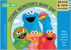 Cookie Monster's Busy Day: Brand New Readers - Sesame Workshop, Ernie Kwiat
