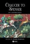 Chaucer to Spenser - Derek Albert Pearsall