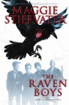 The Raven Boys (Raven Cycle, #1) - Maggie Stiefvater,  Will Patton