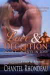 Love & Deception - Chantel Rhondeau