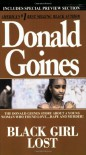 Black Girl Lost - Donald Goines