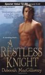 A Restless Knight - Deborah MacGillivray