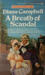 A Breath of Scandal - Diana Campbell