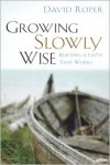 Growing Slowly Wise: Building a Faith That Works - David Roper