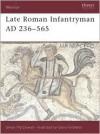 Late Roman Infantryman AD 236-565 - Simon MacDowall