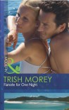 Fiance for One Night - Trish Morey