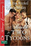 A Bride for Two Tycoons, Part 1 The Courtship - Sydney Holiday, Ava Mitchell