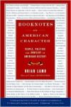 Booknotes: On American Character - Brian Lamb