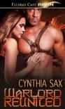 Warlord Reunited - Cynthia Sax