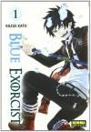 BLUE EXORCIST 01 (CÓMIC MANGA) - Kazue Kato