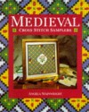 Medieval Cross Stitch Samplers - Angela Wainwright