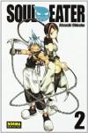 Soul Eater, #2 - Atsushi Ohkubo