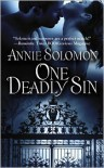 One Deadly Sin - Annie Solomon